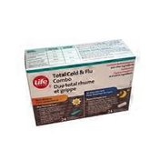 Life Brand Extra Strength Total Cold & Flu Combo