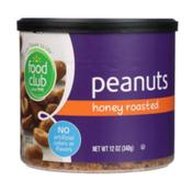 Food Club Honey Roasted Peanuts