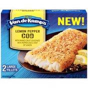 Van de Kamp's Lemon Pepper Cod