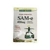 Nature's Bounty Sam-e Dietary Supplement