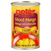 Polar Mango, Sliced, in Heavy Syrup