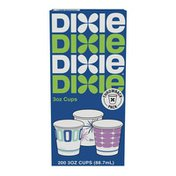 Dixie Paper Cups, 3 oz Bathroom Cup (Designs May Vary)