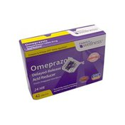 Family Wellness Omeprazole Delayed-release Tablets 20 Mg Acid Reducer
