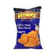 Vitners Buffalo Wing & Blue Cheese Ridgetts Chips