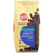 Big Y 100% Arabica Organic Whole Bean Coffee