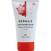 DERMA E Anti-Wrinkle Scrub
