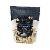 Specially Selected Oven Roasted & Salted Macadamia Nuts