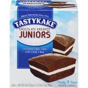 Tastykake Chocolate Layer Cake