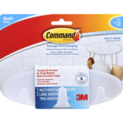 3M Command Multi-Hook & Adhesive Strips