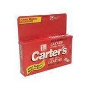 Carter's Little Pills Laxative