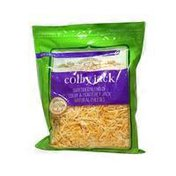 Roundy's Natural Cheese Colby Jack Shredded Blend