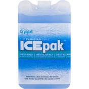 Icepak Ice Pak, Reusable, Lunch Size
