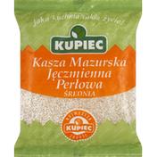 Kupiec Pearl Barley Groats, Medium