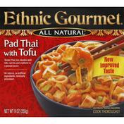 Ethnic Gourmet Pad Thai, with Tofu