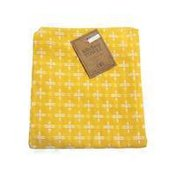 DII Design Daffodil Dobby Plus Dishtowel