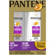 Pantene Pro-V Sheer Volume Shampoo and Conditioner  Hair Care