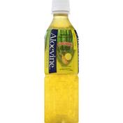 Aloevine Aloe Vera Drink, Refreshing, Pineapple