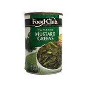 Food Club Chopped Mustard Greens