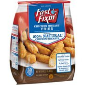 Fast Fixin Chicken Breast Fries
