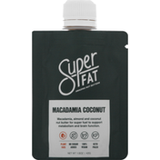 SuperFat Nut Butter, Macadamia Coconut