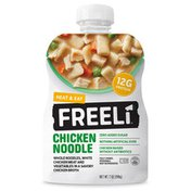 Freeli Foods Chicken Noodle, Heat & Eat Meal