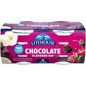 Litehouse Chocolate Flavored Dip