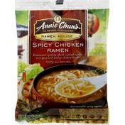 Annie Chuns Ramen, Spicy Chicken, Hot