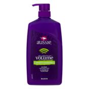 Aussie Aussome Volume Shampoo with Pump , Volumizing Shampoo Female Hair Care