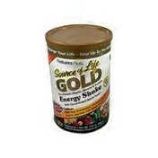Nature's Plus Source Of Life Gold Energy Shake