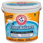 Arm & Hammer Clear Balance Chlorine Tablets