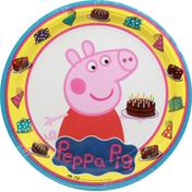 DesignWare Plates, Peppa Pig