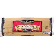 Best Choice Thin Enriched Spaghetti Product