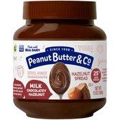 Peanut Butter & Co. Milk Chocolatey Hazelnut Spread