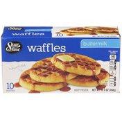 Shurfine Buttermilk Waffles