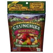 Crunchies Mixed Fruit, Freeze Dried