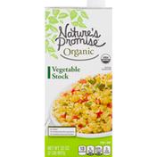 Nature's Promise Organic Vegetable Stock
