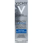 Vichy Serum, Eyes & Lashes, Illuminating and Lifting Effect