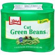 Libby's Cut 14.5 oz Green Beans