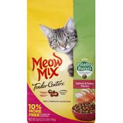 Meow Mix Cat Food, Salmon & Turkey Flavors