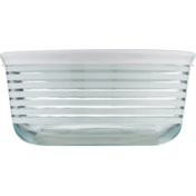 Pyrex 4 Cup Storage Dish With Lid