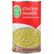 Food Club Chicken Noodle Condensed Soup