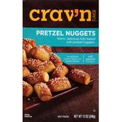 Crav'n Flavor Pretzel Nuggets
