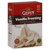 Gefen Frosting Mix, Creamy, Vanilla
