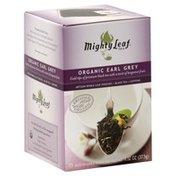 Mighty Leaf Organic Earl Grey Black Tea Bags