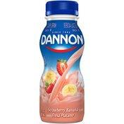 Dannon Strawberry Banana Dairy Drink