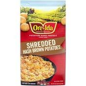 Ore-Ida Shredded Hash Brown Frozen Potatoes