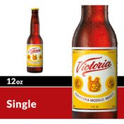 Victoria Mexican Lager Beer Bottle