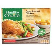Healthy Choice Oven Roasted Chicken Complete Meal