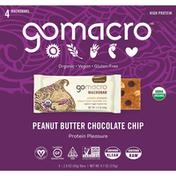 GoMacro Macroars, Peanut Butter Chocolate Chip