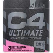 Cellucor Pre-Workout, Cotton Candy